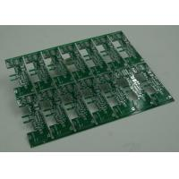 14 Array per Pannel PCB Printed Circuit Board with V-cutting / Scrap Rails Manufactures