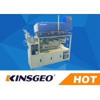 0-250℃ adjustable Water Based Lab Coating Machine , Hot Melt Lamination Machine 0.5-2m/Min Coating Speed Manufactures