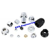 China stainless steel wing nut, hex flange nut,hex nut on sale