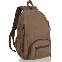 Outdoor Nylon Sports Bag / Oxford Laptop Backpack Washable And Large Capacity Manufactures