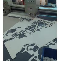 EPE Foam protective packaging digital cutting system machine Manufactures