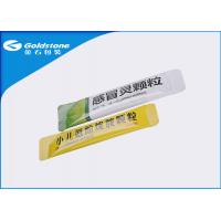 China Single Dose and High Chemical Resistence Lamination Stick Pack Film on sale