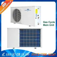 Mini air source water heater built in water pump for for Domestic hot water heaters