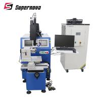 DMA Automatic Laser Welding Machine For Steel And Metal Materials Manufactures