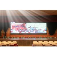 P7.62 Indoor Full Color Led Display , SMD3528 LED Display Screen For Advertising Manufactures