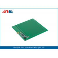 Quality HF Embedded RFID Reader USB RFID Writer Size 150*150 MM PCB Board for sale