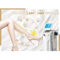 China Stationary Diode Face Hair Removal Machine Fast Treatment 10.4 Inch LCD Touch Screen on sale