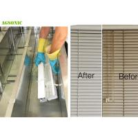 Wood / Roman Shade / Mini Blind And Vertical Blinds Ultrasonic Blind Cleaning Machines Manufactures