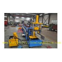 Professional Rainwater Seamless Gutter Machine High Speed Gutter Roll Forming Machine Manufactures