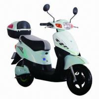 E-scooter with general streamlined appearance Manufactures