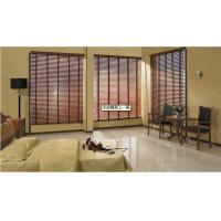 China Electric Bamboo Blinds with Battery Motor CWT16 on sale
