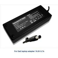19.5V 6.7A Dell Universal Laptop Power Adapters 130W 4 pin with round head Manufactures