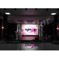 Front Maintenance N Series Indoor LED Display , 1000nits Stage LED Screen Manufactures