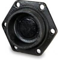 China Mechanical Joint Cast Iron Pipe Fittings Short Body Tapped Cap Solid Plug on sale