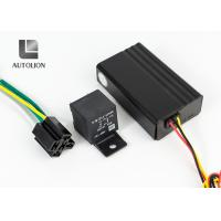 Diagnostic Function Gps Vehicle Tracker , Real Time Gps Tracking Device For Cars Manufactures