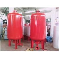 Excellent Sealability Diaphragm Pressure Tank , Pressurized Water Storage Tanks Manufactures
