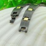 Jewelry Factory Metal Craft Bike Chain Healthy Bracelet,power bracelet,bracelet men Manufactures