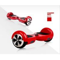 Smart Standing Two Wheel Electric Vehicle Self Balanced 6.5inch 4400mah Manufactures