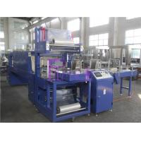 Mineral Water Plastic Bottle Packing Machine 5000BPH Shrink Wrapping Equipment Manufactures