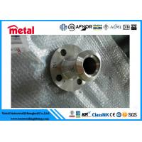 SO RF Stainless Steel Flange ASTM A182 1.1/2 40S 600# A182 F44 B16.5 Customized Manufactures