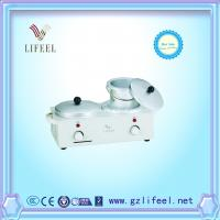 China Double Wax warmer heater Paraffin Waxing Machine hair remove on sale