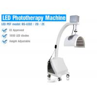 Red And Blue LED Photon Light Therapy Equipment For Wrinkles / Acne Manufactures