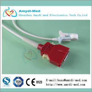 Quality masimo radical-8,radical-7,radical-57 adult finger clip ,3M,TPU for sale
