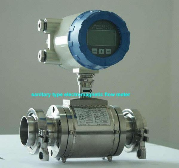 Electromagnetic flow meter/conductive liquid electromagnetic flowmeter/magnetic flow meter with low cost