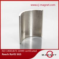 Super Powerful Permanent Neodymium Segment Magnets Sintered Neodymium Magnets Manufactures
