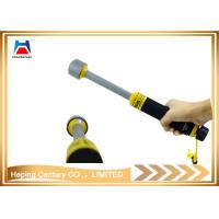 Hand held waterproof metal detector pinpointer with vibration light Manufactures