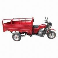 Motorcycle Trike with 6.6kW Power and 1500rpm Idling Speed Manufactures