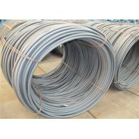 Custom GB / AISI / DIN High Carbon Steel Wire Rod In Coils For Tools 5.5 - 40 mm Manufactures