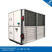 China High Efficiency AHU Fresh Air Handling Unit With Dehumidifier Heat Recovery on sale