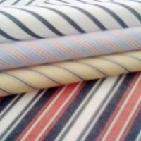 Yarn dyed shirting fabric, made of 100% cotton & T/C poplin, available in CVC 60/40 Manufactures