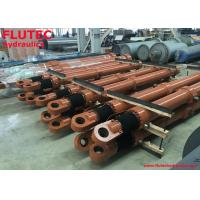 Static And Dynamic Pressure Testing Mill Type Hydraulic Cylinders For Steel Making Factory Manufactures