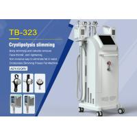 3.5 Inch Screen Cryolipolysis Slimming Machine , Fat Liposuction Machine Manufactures