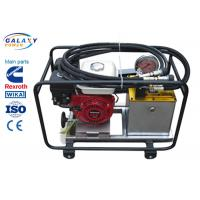 China GasolinePump Underground Cable Pulling Equipment Conductor Hydraulic Compressor Units Electric on sale