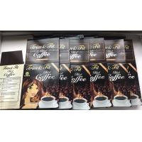 Trim & Fit Diet Coffee For Weight Loss Natural Fitness Slim Coffee Manufactures
