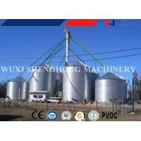 Spiral steel Silo Corrugated Side Panel Roll Forming Machine Manufactures