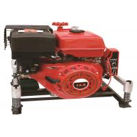 Hand Electric Start Special Vehicles Single Stage Fire Pump Middle Pressure Manufactures
