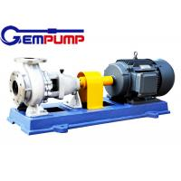 IH Horizontal Stainless steel chemical centrifugal pump for agricultural drainage Manufactures