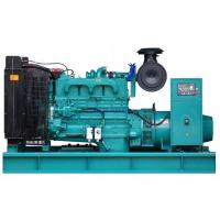 400kva / 320kw Open Heavy Duty Diesel Generator For Factory / Building Use Manufactures