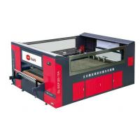CNC Auto Shoe Cutting Machine 300W With Digital Fabric Printing Function Manufactures