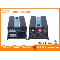 2KW Low Frequency Hybrid Solar Inverter With PWM Solar Charger Manufactures