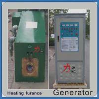 Fasting Heating Medium Frequency Heating Machine for bar&billet heating forging Manufactures