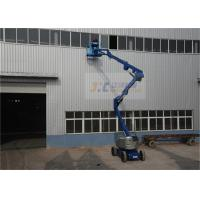 Accurate Knuckle Boom Lift , Narrow Boom Lift High Micro Motion Performance Manufactures