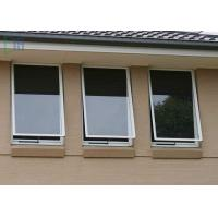 Sounf Proof Aluminium Awning Windows Top Hunging Australia Standard Manufactures