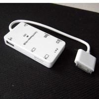 USB Card Reader + USB Hub COMBO For Apple iPad Series Camera Connection Kit mobile phone accessories Manufactures
