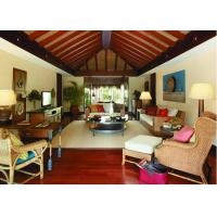 Buy cheap Tropical Villa Style Hotel Indonesia Wooden Living Room Furniture Unique from wholesalers