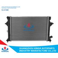 2016 25310-F2000 Hyundai Elantra Cooling Brazing Aluminum Radiator Cross - Flow Type Manufactures